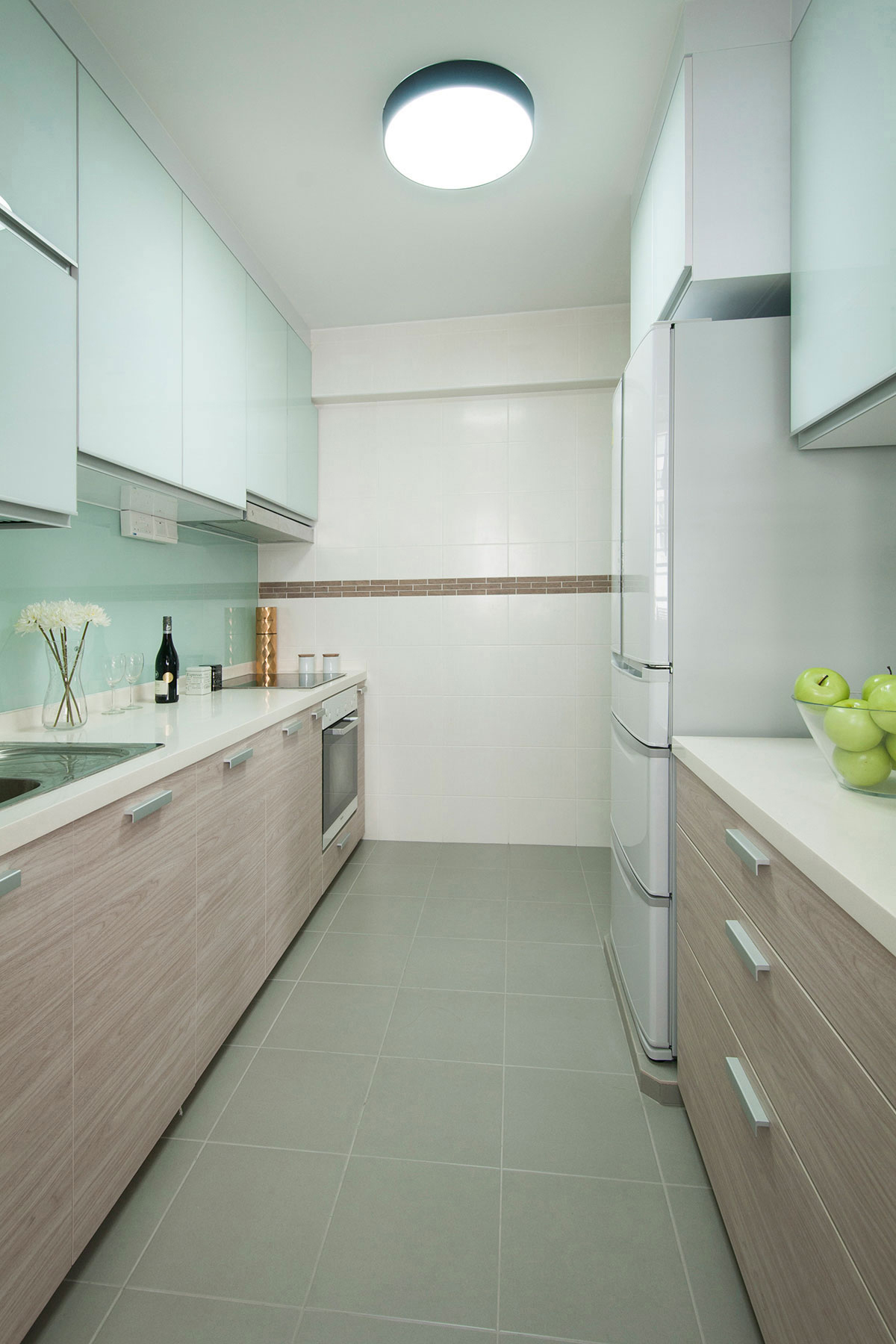 Punggol Field Block 268a Icon Interior