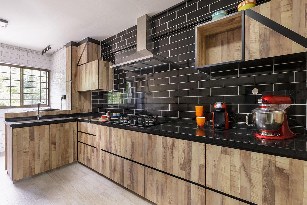 100 Interior Kitchen Cabinet Design Hdb Xiaxue
