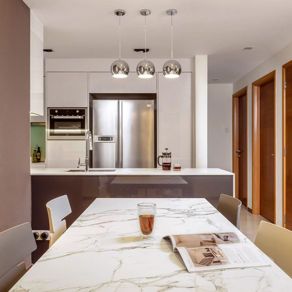 A residential / commercial project portfolio with interior design and / or renovation works done by Icon Interior Design.