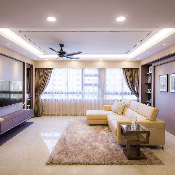 Singapore Condo Interior Design: Icon Interior