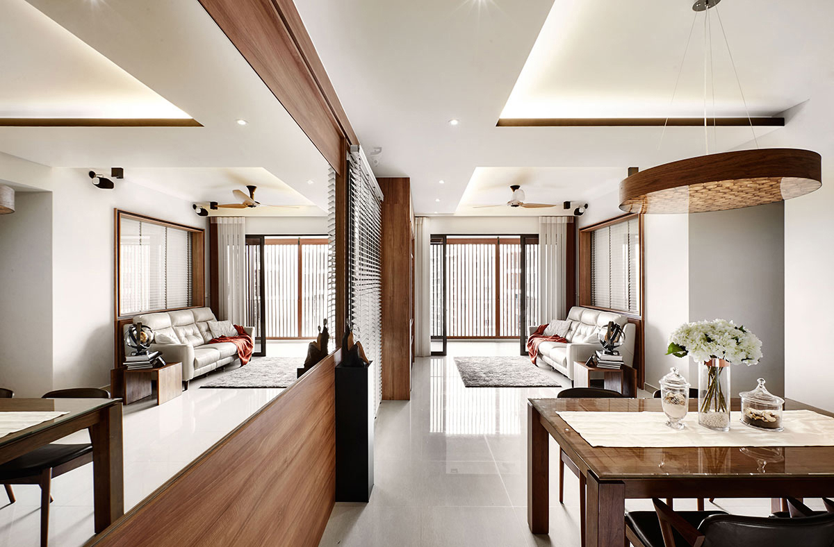 interior design Singapore HDB BTO Condominium Landed Property Re