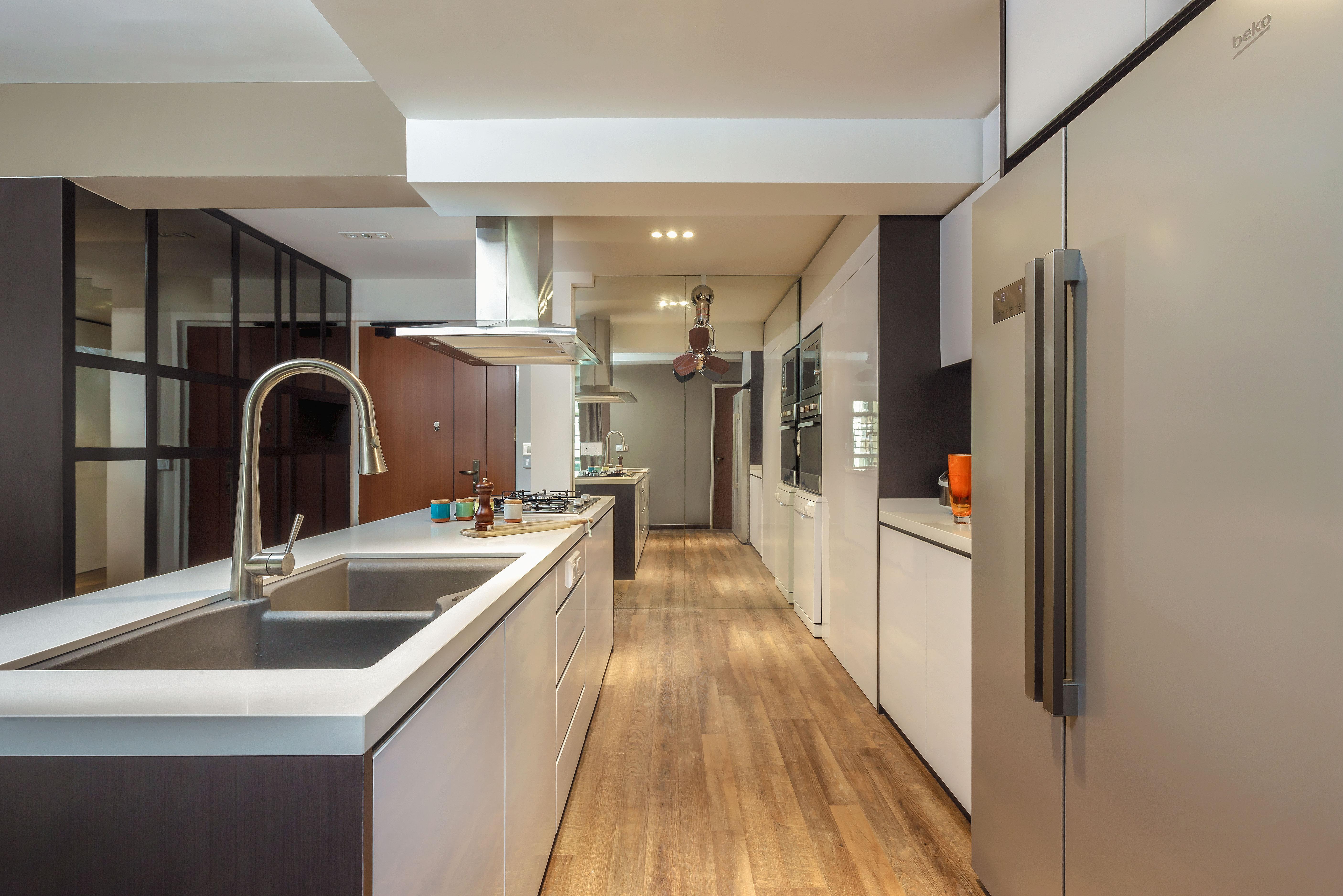 interior design Singapore HDB BTO Condominium Landed