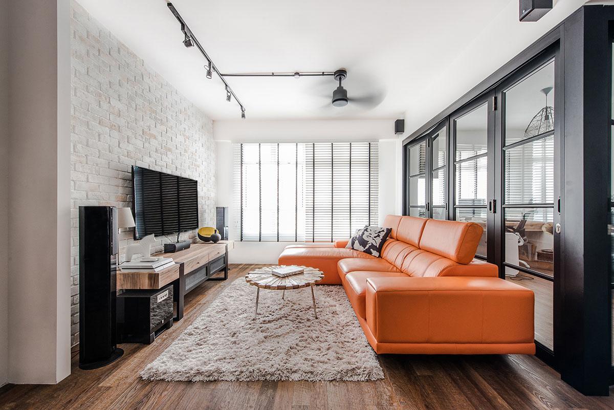 High Quality Yishun Ave 9 Block 318C Icon Interior