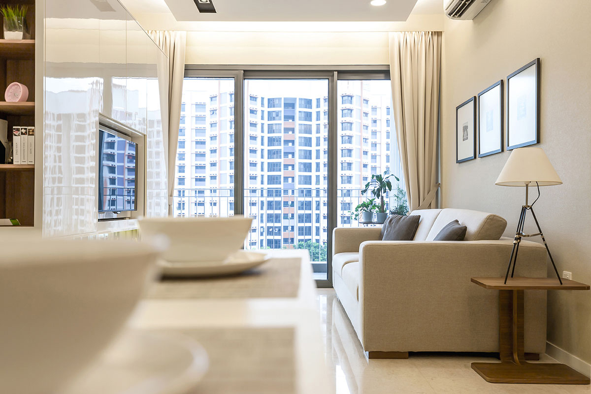 Lakefront Residence Icon Interior